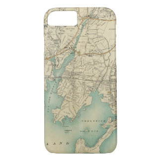Coque iPhone 8/7 New York City du nord 7
