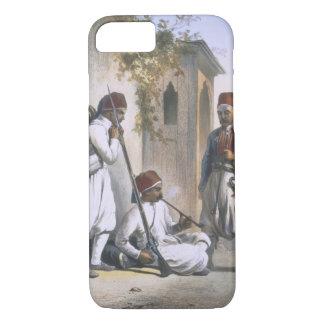 Coque iPhone 8/7 Nizamior, troupes régulières de l'armée turque à