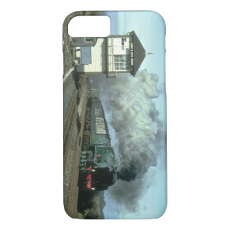 Coque iPhone 8/7 No. 850 donne l'assaut à le long des trains de