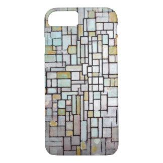 Coque iPhone 8/7 No. IV de composition en Piet Mondriaan
