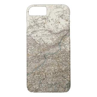 Coque iPhone 8/7 Nord des Etats-Unis d'Amérique est