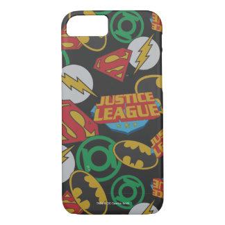 Coque iPhone 8/7 Noyau 2 suprêmes de JL