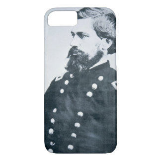 Coque iPhone 8/7 Oliver Otis Howard (photo de b/w)