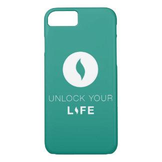 Coque iPhone 8/7 Ouvrez votre caisse de Smartphone de la vie