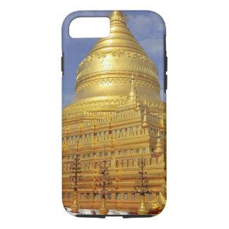 Coque iPhone 8/7 Pagoda de Shwezigon dans Bagan, Bagan (païen), 2