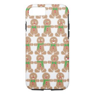 Coque iPhone 8/7 Pain d'épice d'Emoji