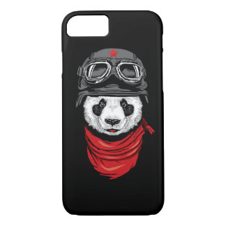 Coque iPhone 8/7 Panda d'insecte