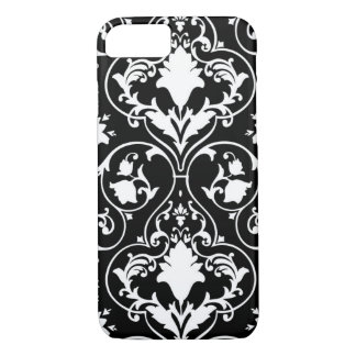 Coque iPhone 8/7 Papier peint antique de rouleau