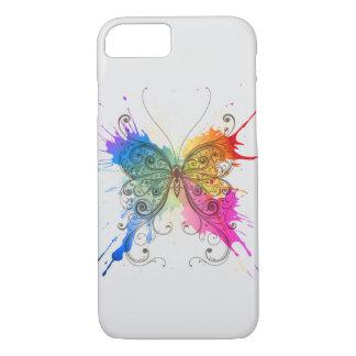 Coque iPhone 8/7 Papillon