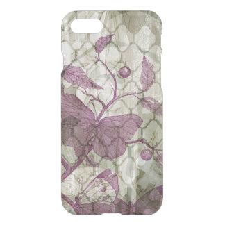Coque iPhone 8/7 Papillons d'arabesque III