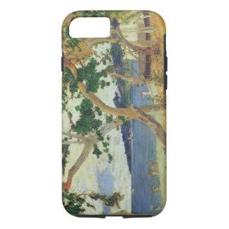 Coque iPhone 8/7 Par le bord de la mer, la Martinique, 1887 (huile