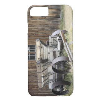 Coque iPhone 8/7 Parc historique d'état de Bodie, CA