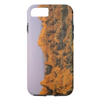 Coque iPhone 8/7 Parc national de bad-lands dans le Dakota du Sud