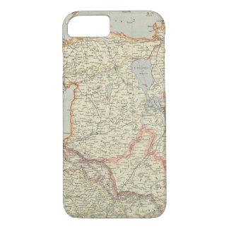 Coque iPhone 8/7 Pays Baltes