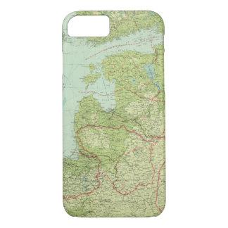 Coque iPhone 8/7 Pays Baltes et la Prusse est