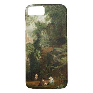 Coque iPhone 8/7 Paysage près de Clifton, c.1822-23 (huile sur la