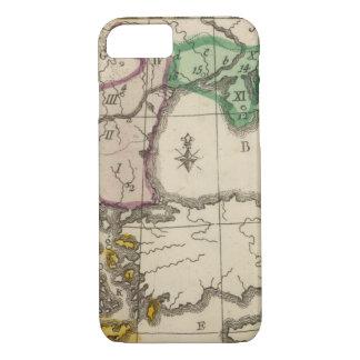 Coque iPhone 8/7 Péninsule balkanique 3
