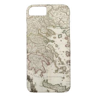 Coque iPhone 8/7 Péninsule balkanique, Grèce, Macédoine