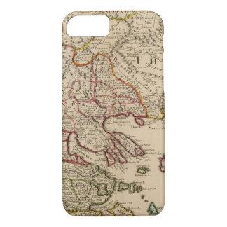 Coque iPhone 8/7 Péninsule balkanique, Grèce, Macédoine 3