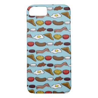Coque iPhone 8/7 Petit déjeuner frit