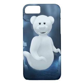 Coque iPhone 8/7 Petits ours : Peu de fantôme