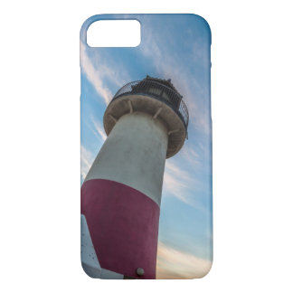 Coque iPhone 8/7 Phare au port d'Oceanside