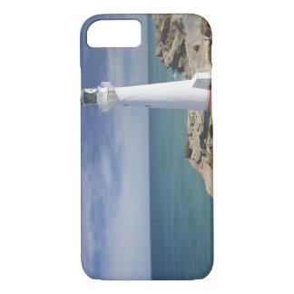 Coque iPhone 8/7 Phare de point de château, Castlepoint, Wairarapa,