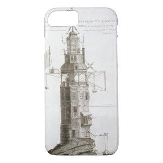 Coque iPhone 8/7 Phare d'Edystone gravé par Henry Roberts (la