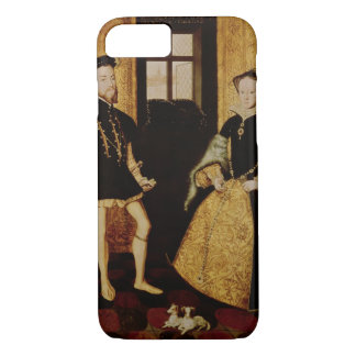 Coque iPhone 8/7 Philip II et Mary I, 1558