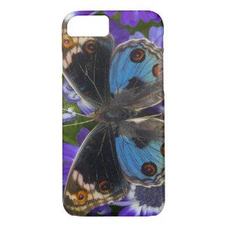 Coque iPhone 8/7 Photographie de Sammamish Washington du papillon 9