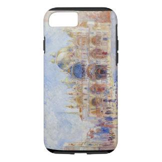 Coque iPhone 8/7 Piazza San Marco, Venise, 1881 (huile sur la
