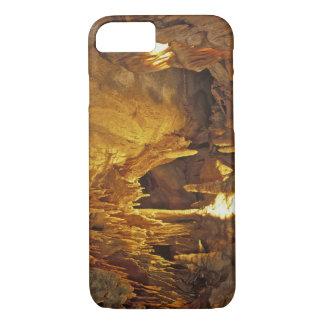 Coque iPhone 8/7 Pièce de draperie, parc national de caverne