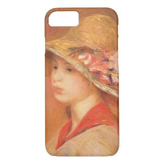 Coque iPhone 8/7 Pierre une jeune femme de Renoir   dans un