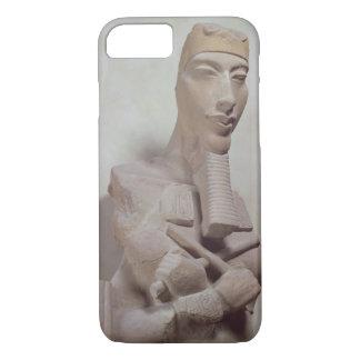 Coque iPhone 8/7 Pilier d'Osirid d'Akhenaten (1365-1349 AVANT JÉSUS