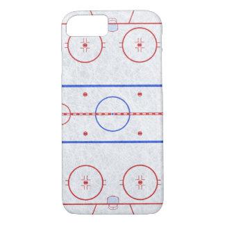 Coque iPhone 8/7 Piste de hockey sur glace