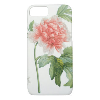 Coque iPhone 8/7 Pivoine, 1799 (pointillé de couleur)