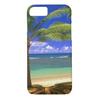 Coque iPhone 8/7 plage tropicale