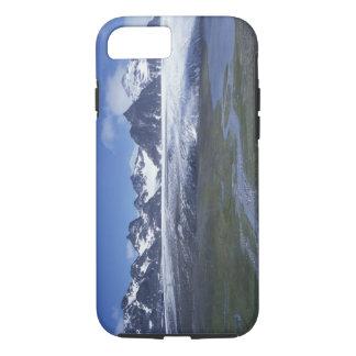 Coque iPhone 8/7 Plaine d'île du sud de la Géorgie, Salisbury,