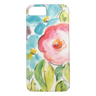 Coque iPhone 8/7 Plaisir II de fleur