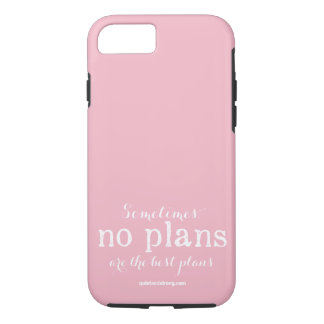 Coque iPhone 8/7 Plan pas introvert le cas de téléphone