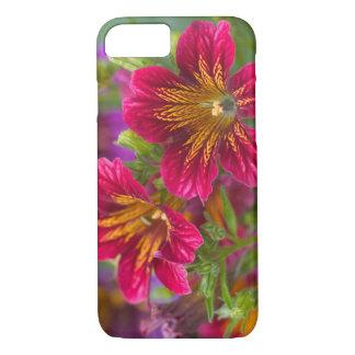 Coque iPhone 8/7 Plans rapprochés peints de langue de leurs fleurs
