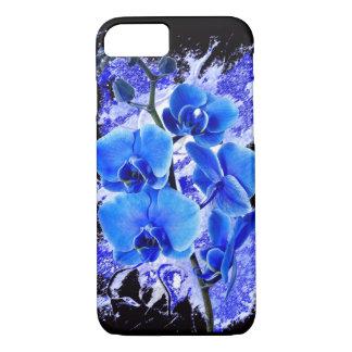 Coque iPhone 8/7 Plante de fleur d'orchidée