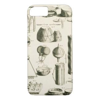 Coque iPhone 8/7 Plat II : Instrument de percussion antique et