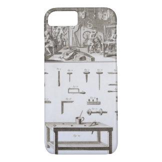 Coque iPhone 8/7 Plat XVIII : L'atelier et le t du fabricant