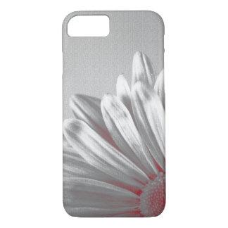Coque iPhone 8/7 Points culminants floraux rouges