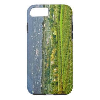Coque iPhone 8/7 Policier de l'Italie, lac. Les rivages du policier