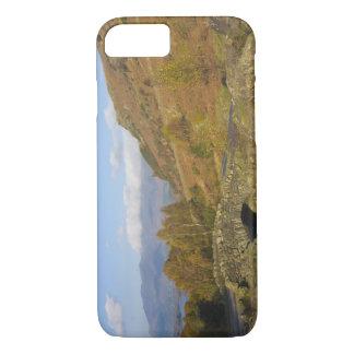 Coque iPhone 8/7 Pont d'Ashness, secteur de lac, Cumbria,