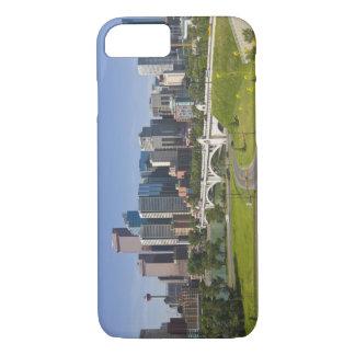 Coque iPhone 8/7 Pont en St de centre et Calgary du centre,