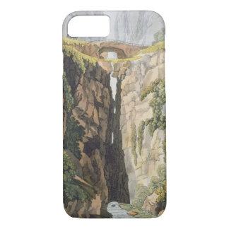 Coque iPhone 8/7 Pont naturel, d'Icononzo de Valle (litho de
