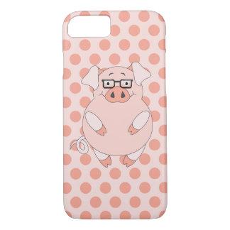 Coque iPhone 8/7 Porc et à petits pois